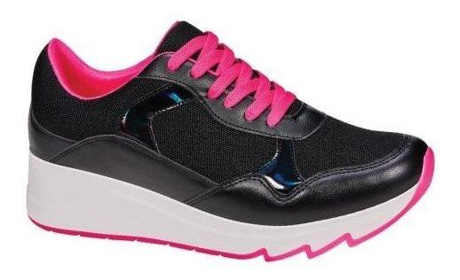 Tenis Sneakers 832020 Con Cuña Mujer Envio Gratis