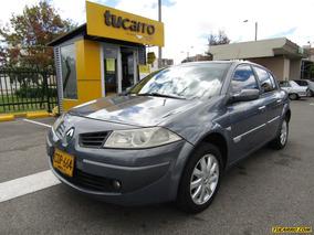 Renault Mégane Ii Fase Ii Mt 2000cc Fe