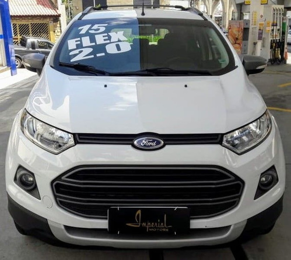 Ford Ecosport Freestyle 2.0 16v Flex 5p Aut 2015