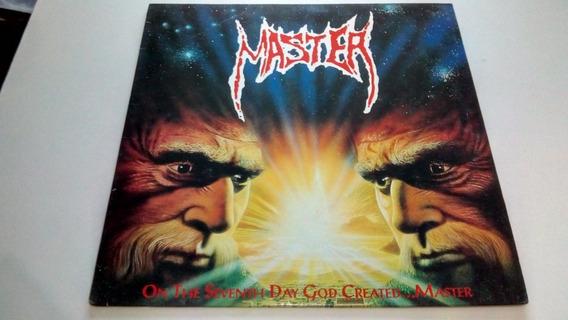 Master- - Lp Disco Vinil On The Seventh Day..importado
