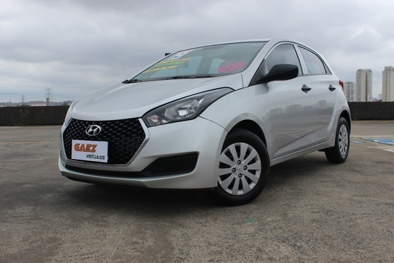 Hyundai Hb20 Unique 1.0 2019