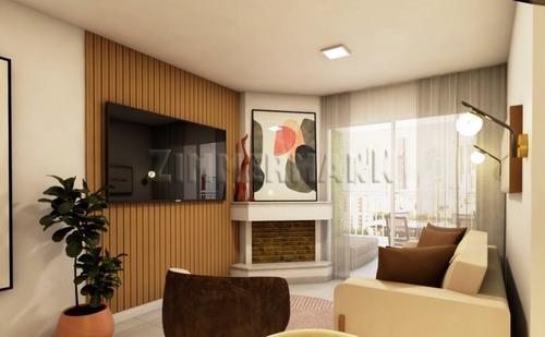 Apartamento - Brooklin - Ref: 130076 - V-130076