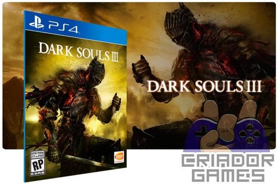 Dark Souls Lllps4 Digital Psn Vitalício