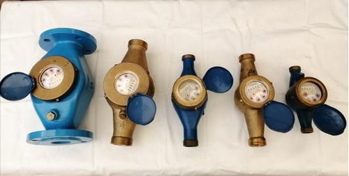 Medidores De Agua (industriales)