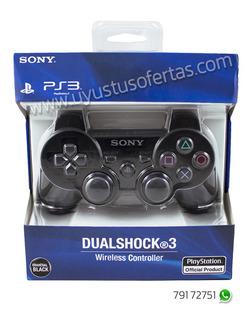 Control Dualshock 3 Playstation 3 Inalámbrico