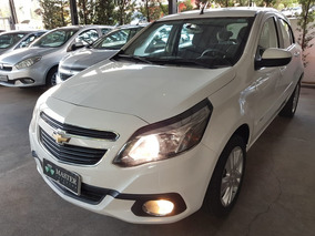 Chevrolet Agile Ltz 1.4 Único Dono