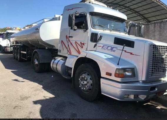 Caminhão Tanque Volvo Edc 360 E Carreta Randon 30.000lt