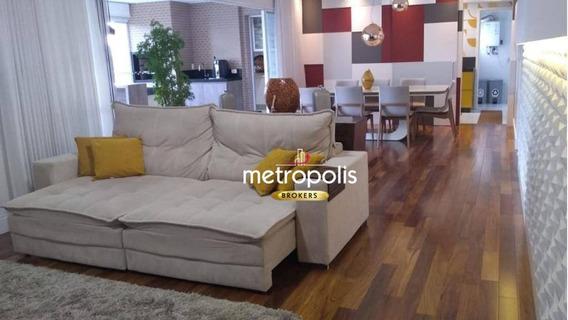 Apartamento À Venda, 179 M² Por R$ 1.780.000,00 - Cerâmica - São Caetano Do Sul/sp - Ap2382