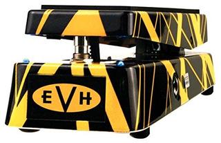 Dunlop Evh95eddie Van Halen Firma Wah Pedal De Efectos Para