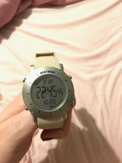Relógio Mormaii Ocean Pro Mo11271 - Maya Gabeira Sem Riscos