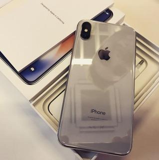 Apple iPhone X 256gb Caja Sellada Original Garantia 4g Lte