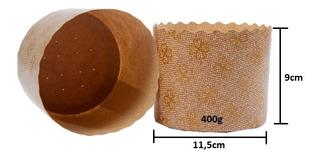 Forma Italiana Panetone 400g 100% Biodegradável 50un