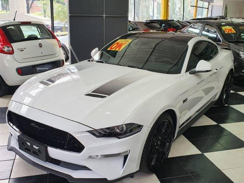 Ford Mustang 5.0 V8 Ti-vct Black Shadow Selectshift 0km2020