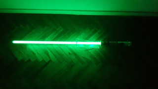 Star Wars Luke Skywalker Force Fx Lightsaber Replica Metal
