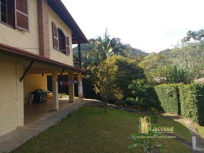 Casa A Venda No Bairro Mury Em Nova Friburgo - Rj. - 1245-1