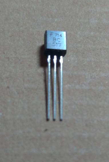 50 Peças Transistor Bc517 - Tenho 516 Também