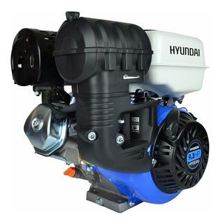 Motor A Gasolina 4 Tiempos 9.3 Hp C/ Cuñero Hyundai Hyge930
