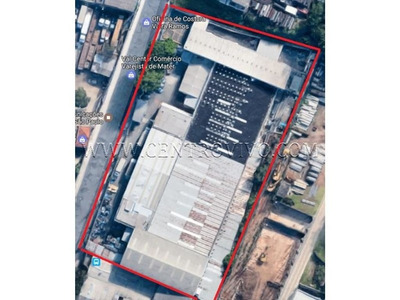 Excelente Galpão Comercial - 9.000m² - Ed2168