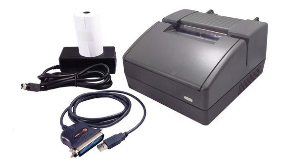 Impressora Mecaf Matricial 40 Cupom Não Fiscal Autenticadora