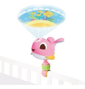 Móvil Proyector Para Bebé Tiny Love Susi
