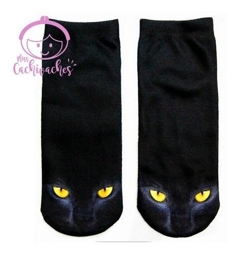Imagen 1 de 1 de Medias Gato Negro