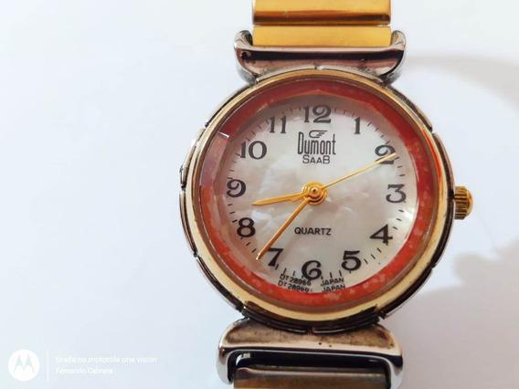 Relógio Dumont Saab Quartz - Antigo
