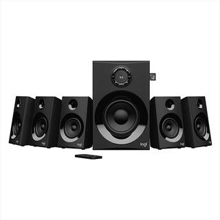 Sistema De Sonido Multimedia 5.1 Logitech Z607 Bluetooth Fm
