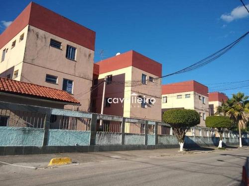Imagem 1 de 13 de Excelente Apartamento No Centro De Marica - Ap0252