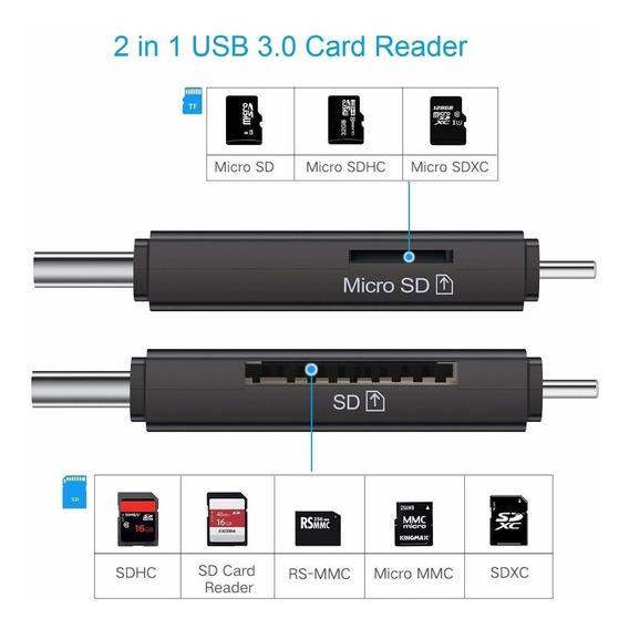 Measy Usb 3.0 Sd Card Reader, Usb Tipo C Sd / Micro Sd Card