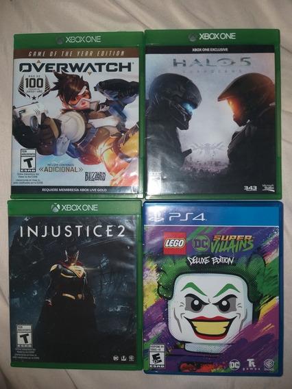 Juegos De Xbox One Y Play 4 Usados