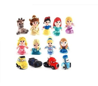 Peluche Mini Elsa - Frozen - Disney - Wabro - Collectoys