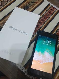 iPhone 7 Plus Black Jet 128 Gb