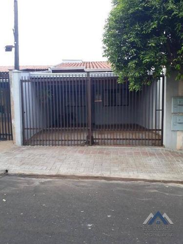 Imagem 1 de 18 de Casa Com 2 Dormitórios À Venda, 81 M² Por R$ 235.000,00 - Jardim Nova Londrina - Londrina/pr - Ca1361