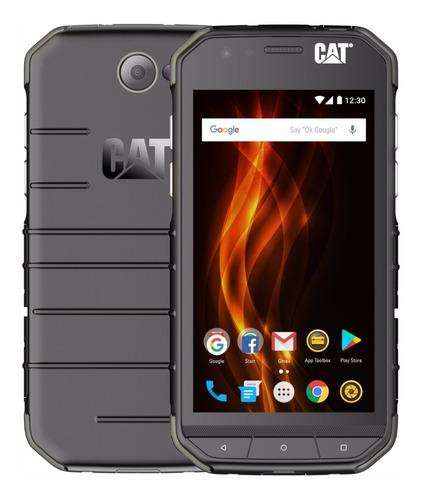 Imagen 1 de 9 de Celular Cat®s31 Resistente A Caídas, Agua, /batería 4,000mah
