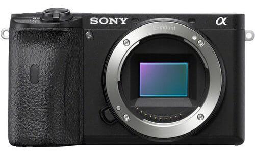 Câmera Sony Alpha A6600 Mirrorless 4k Nf Garantia Sony Br