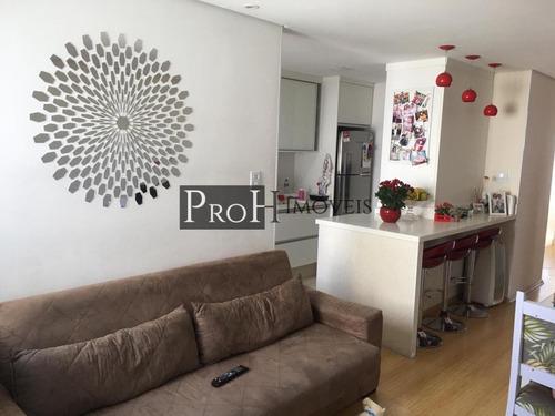 Imagem 1 de 15 de Apartamento Para Venda Em São Bernardo Do Campo, Baeta Neves, 2 Dormitórios, 1 Suíte, 2 Banheiros, 1 Vaga - Spodavi
