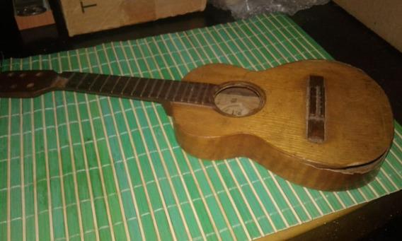 Guitarra Y Violín De Juguete Antiguos