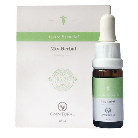 Aceite Esencial Mix Herbal Omnitural 1 - ml a $3990