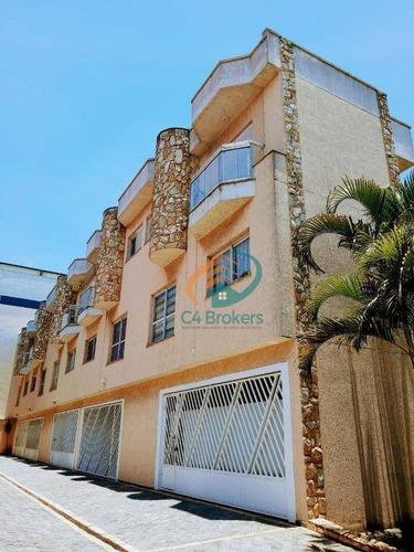 Imagem 1 de 30 de Sobrado Com 2 Dormitórios À Venda, 100 M² Por R$ 445.000 - Vila Aricanduva - São Paulo/sp - So0688