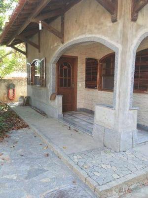 Casa Com 4 Dormitórios À Venda, 220 M² Por R$ 700.000 - Curicica - Rio De Janeiro/rj - Ca0210
