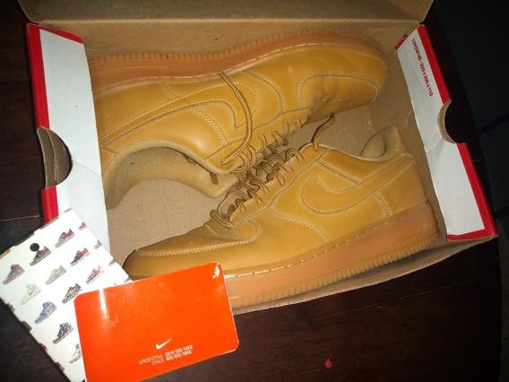 Zapatillas Nikes Af1 Wheat Low