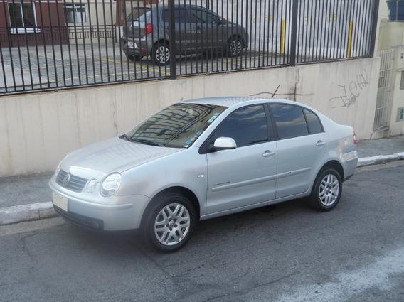 Vw Polo Sedan 1.6 Comfortline 2005/2006