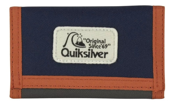 Billetera Quiksilver The Everydaily 2202128019 Caz