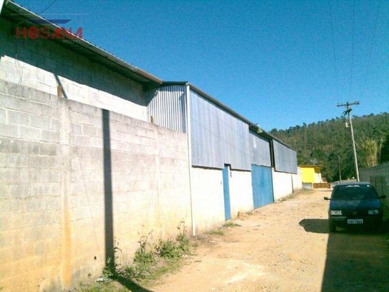 Galpão Industrial Para Locação, Chácaras Maristela, Franco Da Rocha. - Ga0004