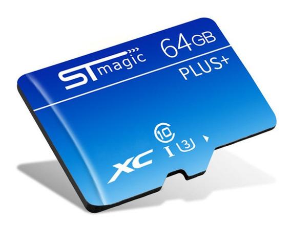 Stmagic 32 Gb 64 Uhs-i U3 Classe 10 Alta Velocidade Cartão T