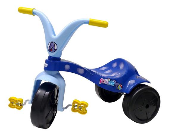 Triciclo Infantil Foca Reforzado