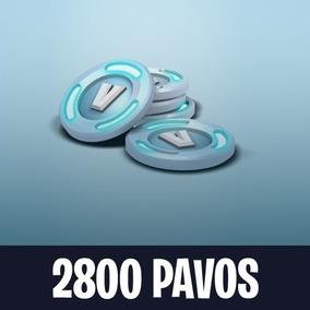 2800 Pavos En Fortnite Oferta