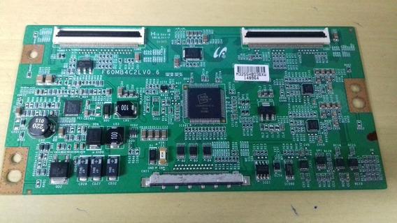 Placa T-con F60mb4c2lvo.6 (placa Usada)