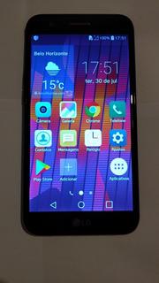Smartphone Lg K10 M250ds 2018 + Moto G Xt1033