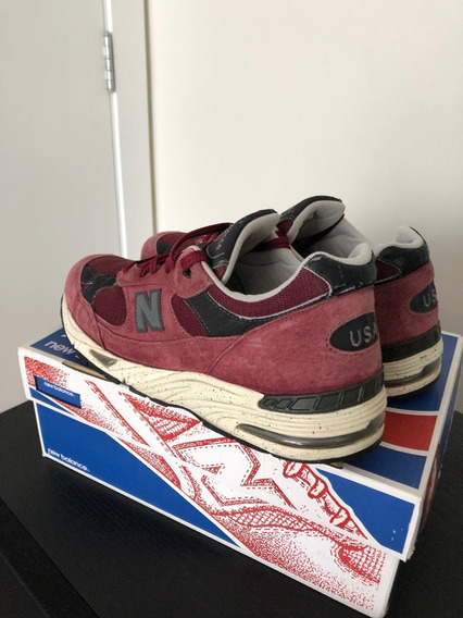 Tenis New Balance 991 Made In Usa